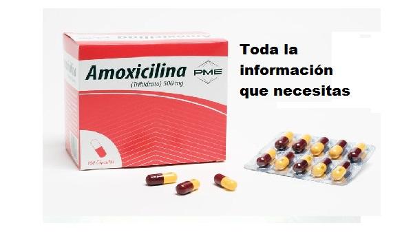 Amoxicilina 【Información sobre las pastillas Amoxicilina】