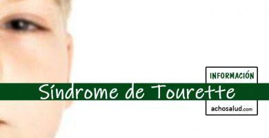 Síndrome de Gilles de la Tourette