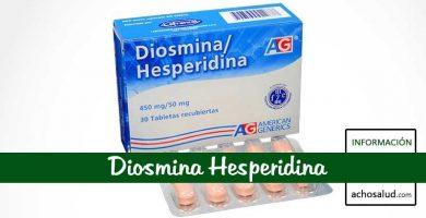diosmina hesperidina